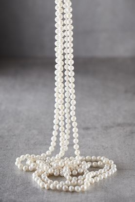 """100"""" Pearl Necklace"""